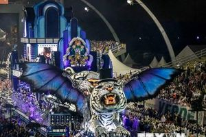 Brazil thu về hơn 990 triệu USD từ lễ hội Carnival Rio de Janeiro