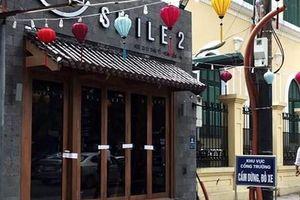 Hà Nội: Một người nước ngoài đột tử tại quán càphê Smile 2