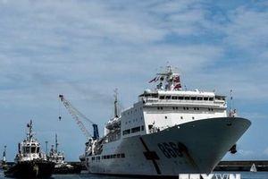Hải quân Trung Quốc sắp tiến hành cuộc diễn tập lớn nhất lịch sử
