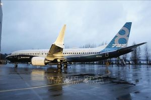 Singapore cấm máy bay Boeing 737 MAX hoạt động trong không phận