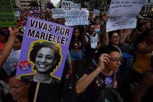 Hai cảnh sát bị tình nghi sát hại nhà hoạt động Marielle Franco