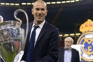 Zidane trở lại cầm quân Real Madrid sau 9 tháng 'về vườn'
