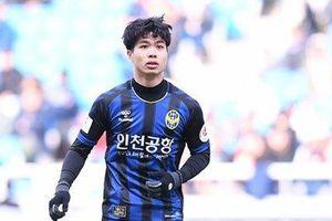 Clip: Mãn nhãn với 2 bàn thắng cực đẳng cấp của Công Phượng cho Incheon