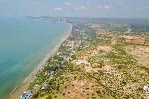 Bình Thuận: Hàng 100 dự án ven biển 'đứng bánh' vì titan, đền bù giải tỏa