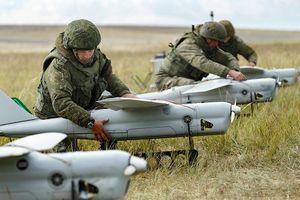 Nga thử nghiệm UAV tấn công loại nhỏ từ kinh nghiệm chiến trường Syria
