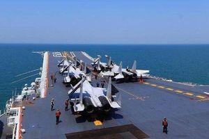 Hải quân Trung Quốc sẽ tổ chức thao dượt lớn nhất trong lịch sử