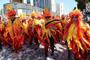 Brazil bội thu với Carnival Rio de Janeiro 2019