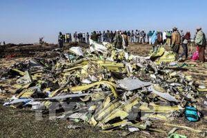 Giới chức Mỹ gặp khó trong trấn an dư luận sau tai nạn máy bay ở Ethiopia