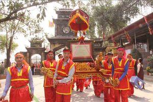 Tưng bừng tổ chức Lễ hội Vua Bà Thủy tổ Quan họ năm 2019
