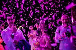Choáng ngợp trước bữa tiệc cưới xa hoa của cặp đại gia Ấn Độ tại JW Marriott Phu Quoc Emerald Bay