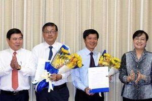 TP HCM trao quyết định bổ nhiệm nhiều nhân sự mới sau sáp nhập các văn phòng