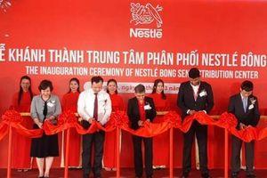 Khánh thành Trung tâm Phân phối Nestlé Bông Sen tại Hưng Yên