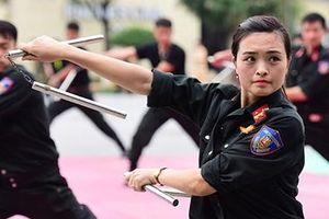 Dấu ấn Triều Tiên trong võ thuật Công an