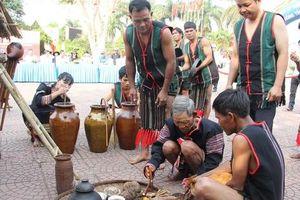 Độc đáo Lễ cúng mừng lúa mới của người M'Nông Gar