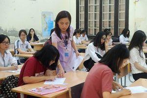 Xử lý 64 thí sinh được nâng điểm, Bộ Giáo dục kêu gọi trung thực trong thi cử