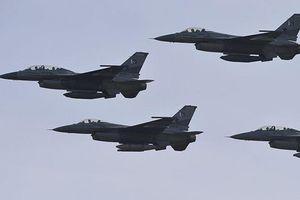 Pakistan nghi đưa toàn bộ phi đội F-16 tới biên giới với Ấn Độ