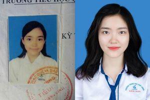 10X Thanh Hóa bất ngờ nổi tiếng sau khi khoe ảnh thẻ ngày ấy - bây giờ