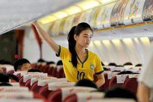 Chuyến bay ở Trung Quốc bị delay vì hành khách ném đồng xu cầu may