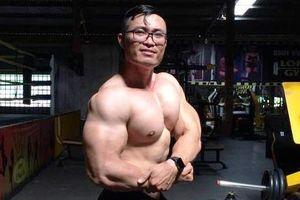 Bác sĩ sở hữu vóc dáng lực lưỡng sau khi tăng 38 kg