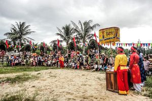 Ngày 24/4, Vinh danh nghệ thuật bài chòi Bắc Trung Bộ tại Quảng Bình