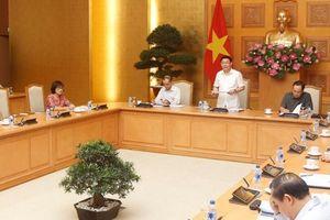 Phó Thủ tướng thay nhân sự Ban Chỉ đạo Phòng, chống rửa tiền