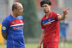 HLV Park Hang-seo tiên tri về tương lai của Công Phượng tại K.League