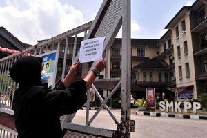 Malaysia đóng cửa 34 trường học do ô nhiễm hóa chất