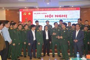 Nâng cao chất lượng thực hiện công tác quân sự, quốc phòng ở các bộ, ngành Trung ương và địa phương