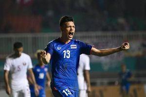 Thái Lan và Indonesia mang lực lượng mạnh nhất sang Việt Nam dự vòng loại U23 châu Á