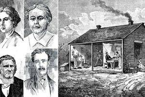 Chuyện có thật kinh hoàng về 'ngôi nhà của 1.000 xác chết'