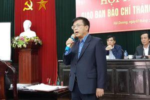 Dân phản đối nhà máy rác: Chủ tịch UBND huyện Cẩm Giàng nói gì?