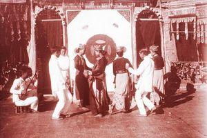 Ảnh độc về lễ hội mùa xuân ở Lai Châu thập niên 1920