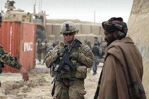 Mỹ ký thỏa thuận chung với Taliban