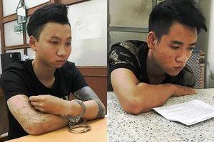 Bắt nóng 2 thanh niên buôn ma túy, cặp kè với 'kiều nữ nghiện'