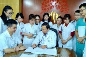 Bác sĩ Hoàng Việt Anh - người toàn diện cả y đức và y thuật