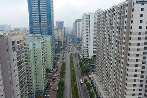 'Loạn' chung cư cao tầng ở Hà Nội