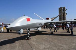 Trung Quốc xuất khẩu nhiều máy bay không người lái nhất thế giới