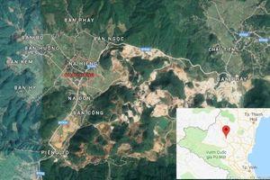 Nghệ An: Sập mỏ thiếc bỏ hoang khiến 3 người mót quặng tử vong