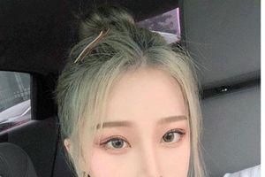 Hot girl Hàn Quốc có gần 40 vạn người mê vì làn da trắng đến khó tin