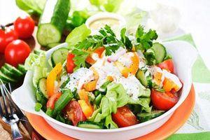 CLIP: Hướng dẫn cách làm salad vừa nhanh lại tốt cho sức khỏe