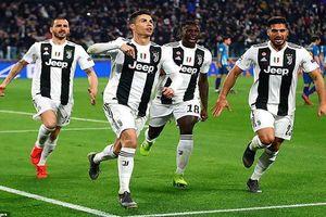 Hành động cho thấy Ronaldo biết trước mình sẽ tỏa sáng trước Atletico