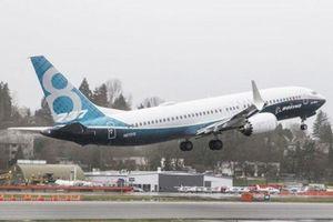 Máy bay Boeing 737 Max bị cấm vào không phận Việt Nam