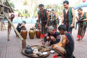 Đắk Lắk: Lễ cúng mừng lúa mới của người M'Nông Gar