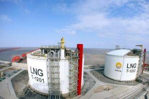 Nhu cầu khí tự nhiên của Trung Quốc gia tăng