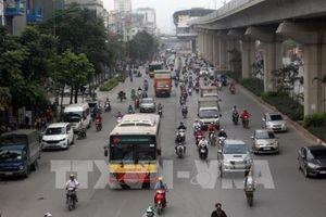 Sẽ lấy ý kiến cộng đồng việc thí điểm cấm xe máy ở Hà Nội