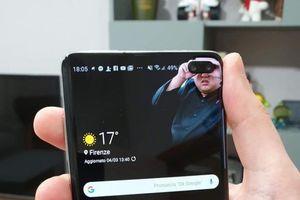 19 hình nền sáng tạo của người dùng Samsung Galaxy S10 để che 'nốt ruồi' camera trước