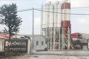 Cần Đước (Long An): Người dân khốn khổ vì trạm bê tông Hồng Hà, cảng than gây ô nhiễm môi trường