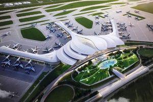 Gấp rút đẩy nhanh tiến độ xây dựng sân bay Long Thành