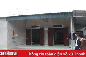 Hỗ trợ xây nhà chống bão, lụt cho hộ nghèo ven biển