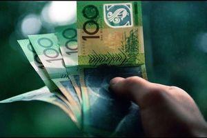 Đồng đô-la Úc chịu tác động của kinh tế Trung Quốc lao dốc
